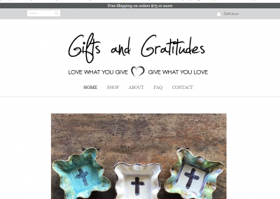 Gifts and Gratitudes
