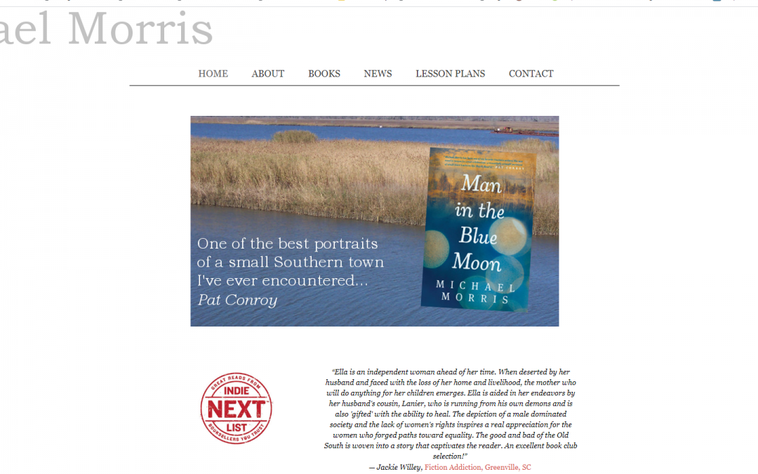Michael Morris Books